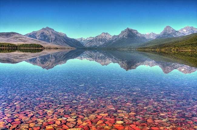 Images of Lake McDonald | 650x430