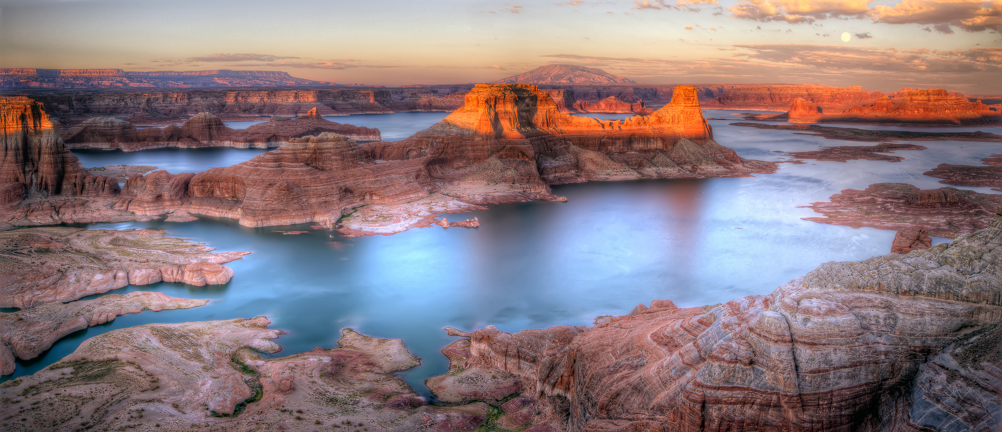 Lake Powell Backgrounds, Compatible - PC, Mobile, Gadgets  2048x884 px