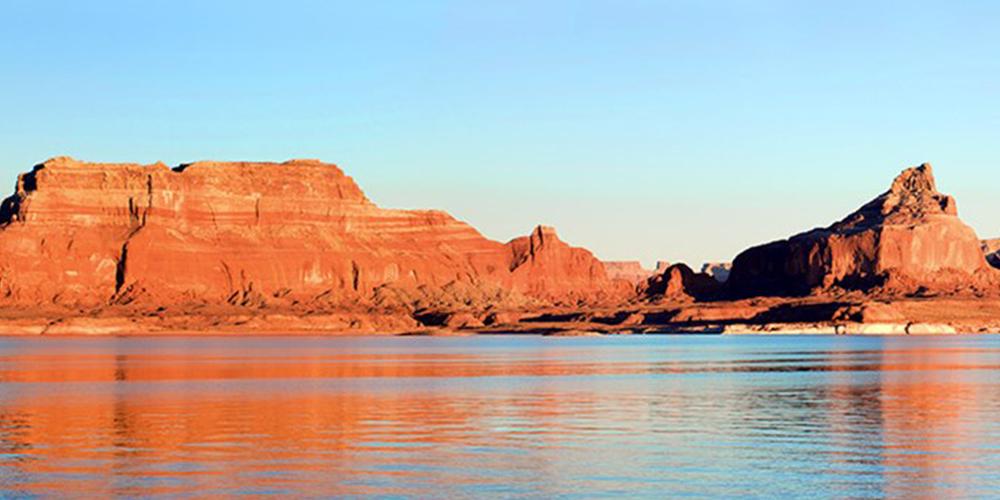 High Resolution Wallpaper   Lake Powell 1000x500 px