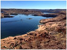 Lake Powell Backgrounds, Compatible - PC, Mobile, Gadgets  220x165 px