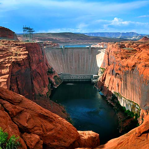 Images of Lake Powell   480x480