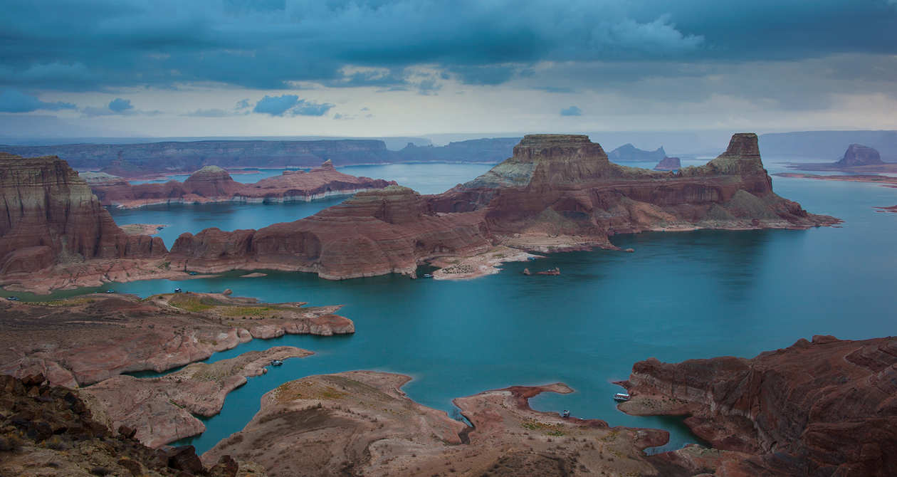 Images of Lake Powell   1260x670