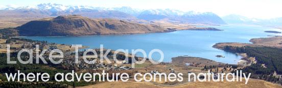 Nice Images Collection: Lake Tekapo Desktop Wallpapers