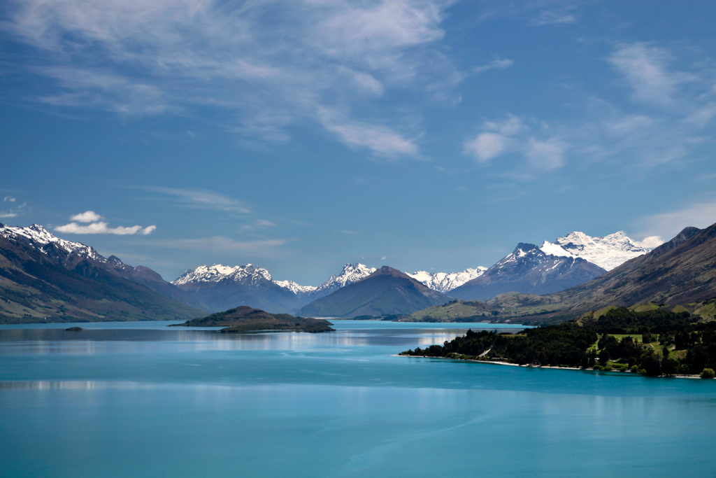 Images of Lake Wakatipu | 1024x683