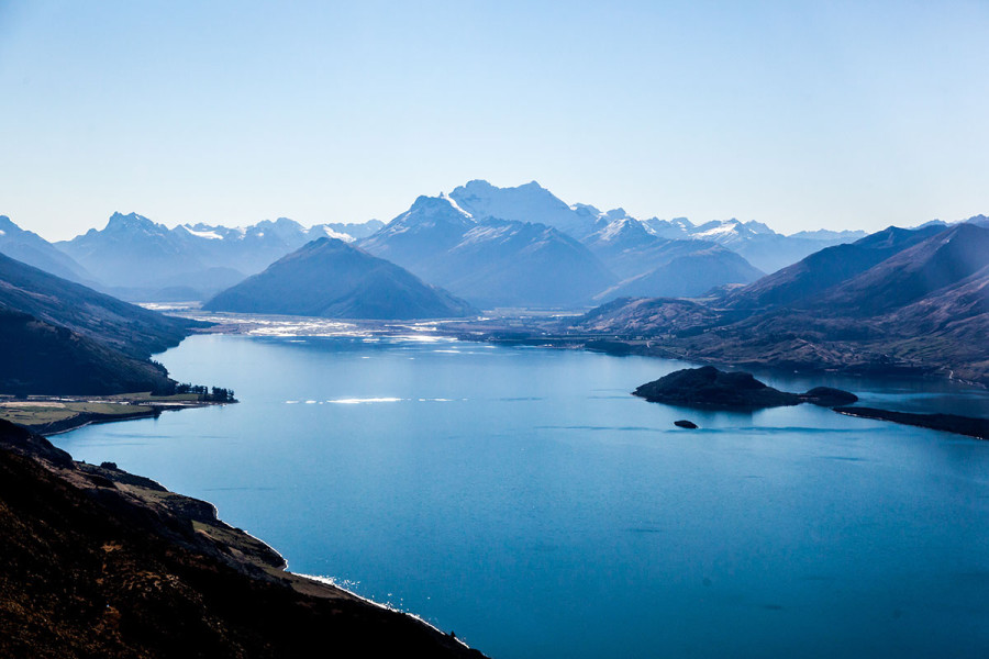 High Resolution Wallpaper | Lake Wakatipu 900x600 px