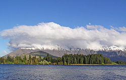 Lake Wakatipu High Quality Background on Wallpapers Vista