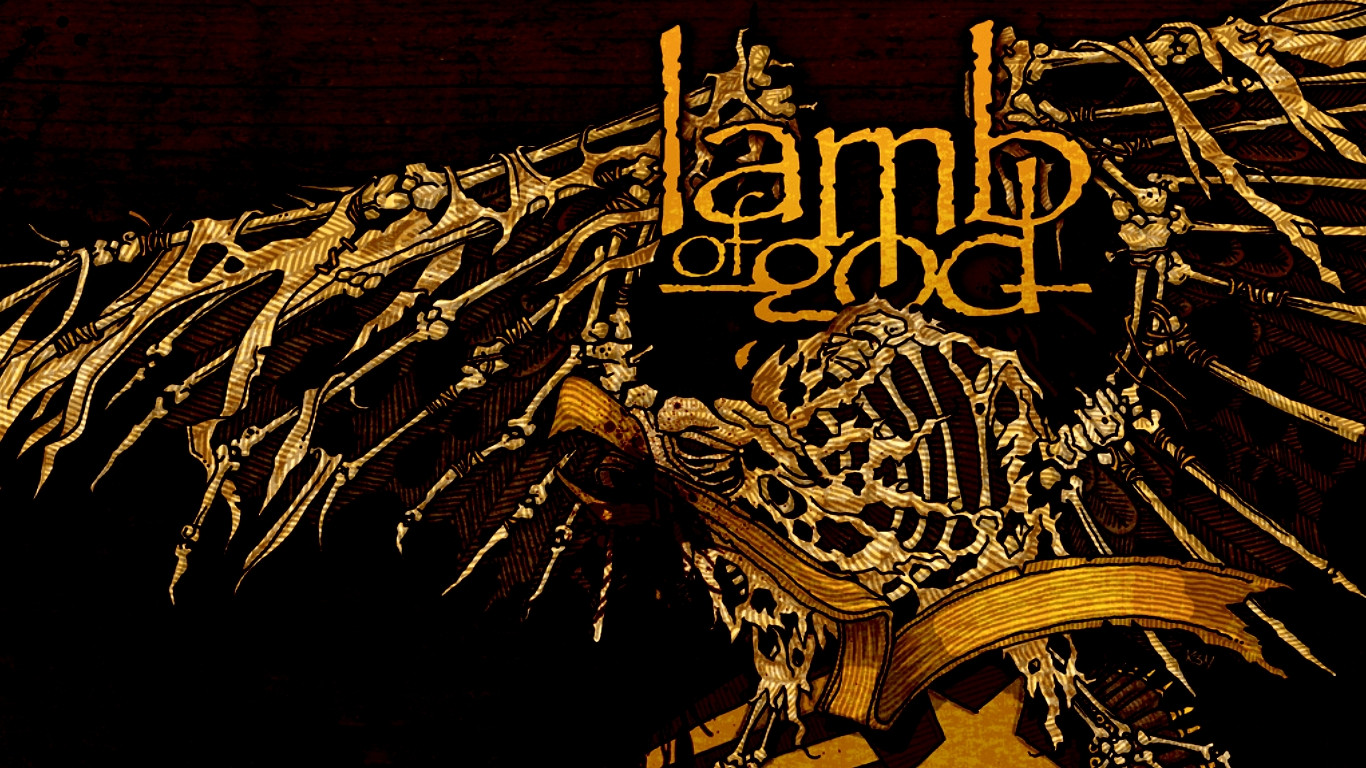 Lamb Of God Wallpapers Music Hq Lamb Of God Pictures 4k