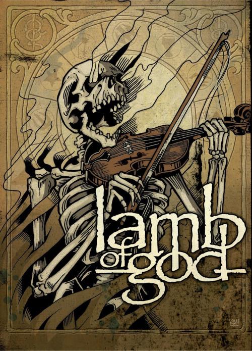 Lamb Of God HD wallpapers, Desktop wallpaper - most viewed