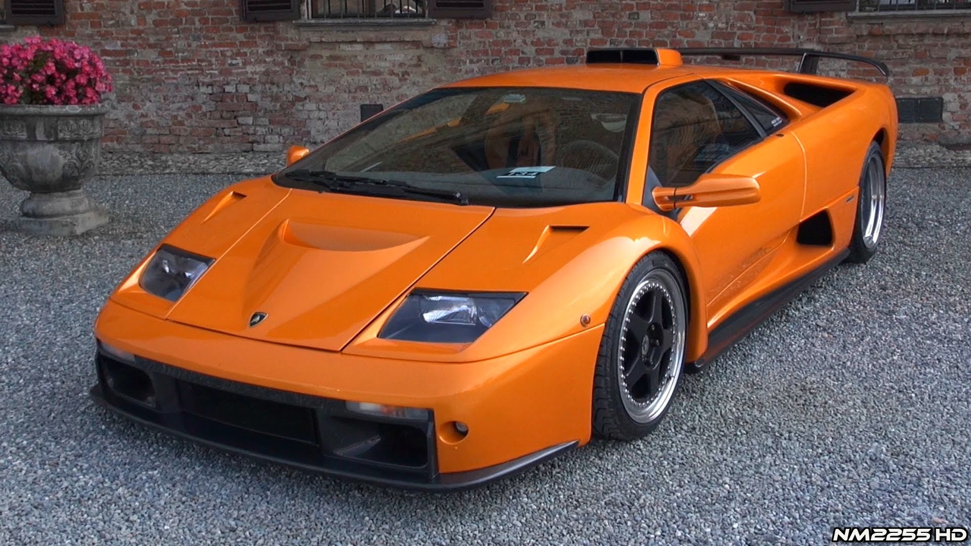 High Resolution Wallpaper | Lamborghini Diablo 1920x1080 px