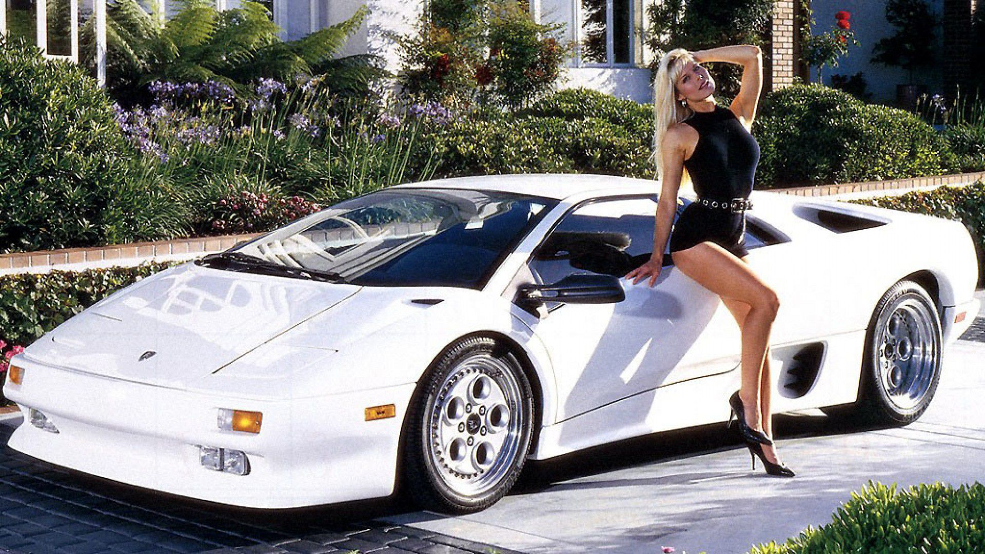 Lamborghini Diablo High Quality Background on Wallpapers Vista
