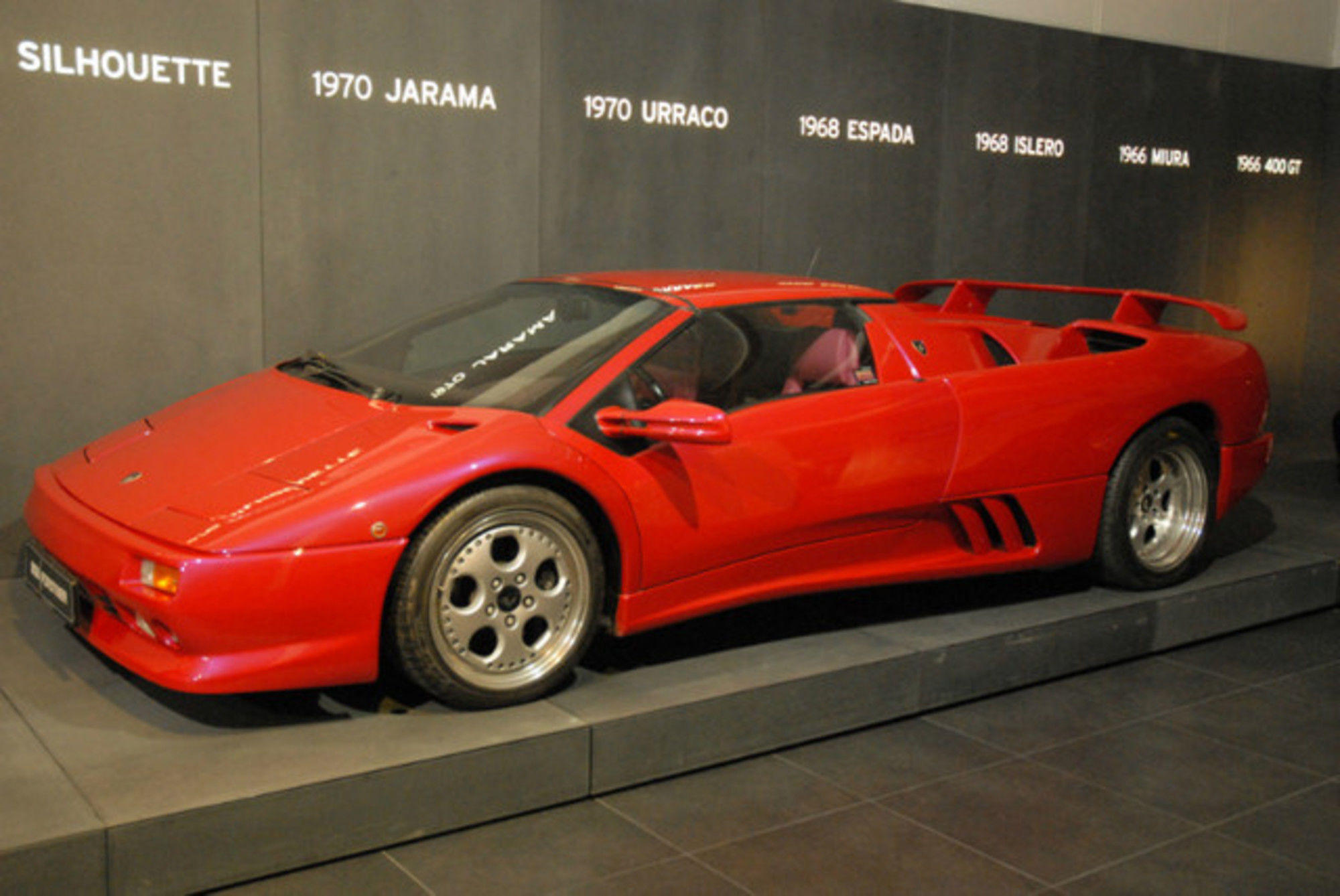 Lamborghini Diablo Pics, Vehicles Collection