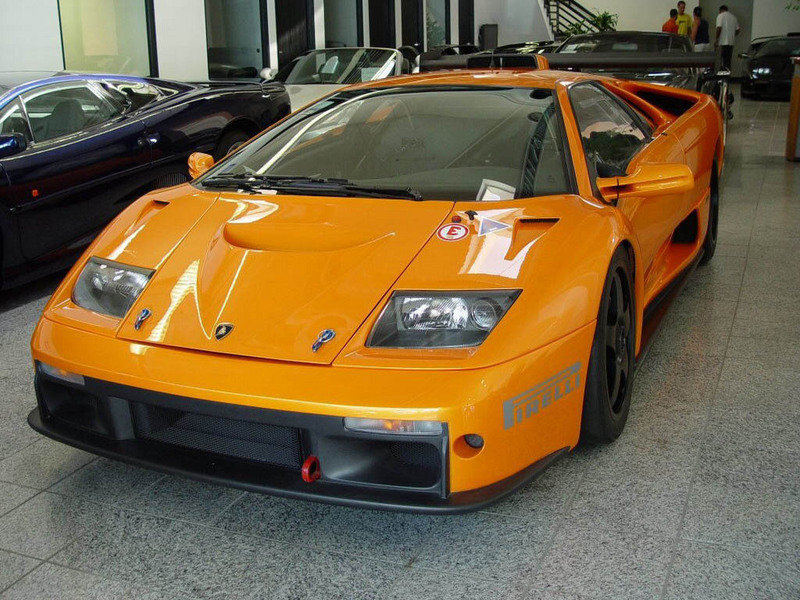 HD Quality Wallpaper | Collection: Vehicles, 800x600 Lamborghini Diablo