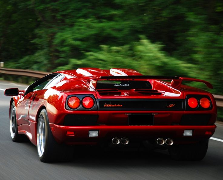 736x593 > Lamborghini Diablo Wallpapers