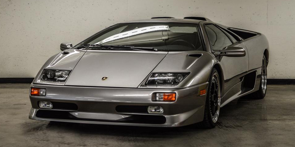 Lamborghini Diablo Backgrounds, Compatible - PC, Mobile, Gadgets| 959x480 px