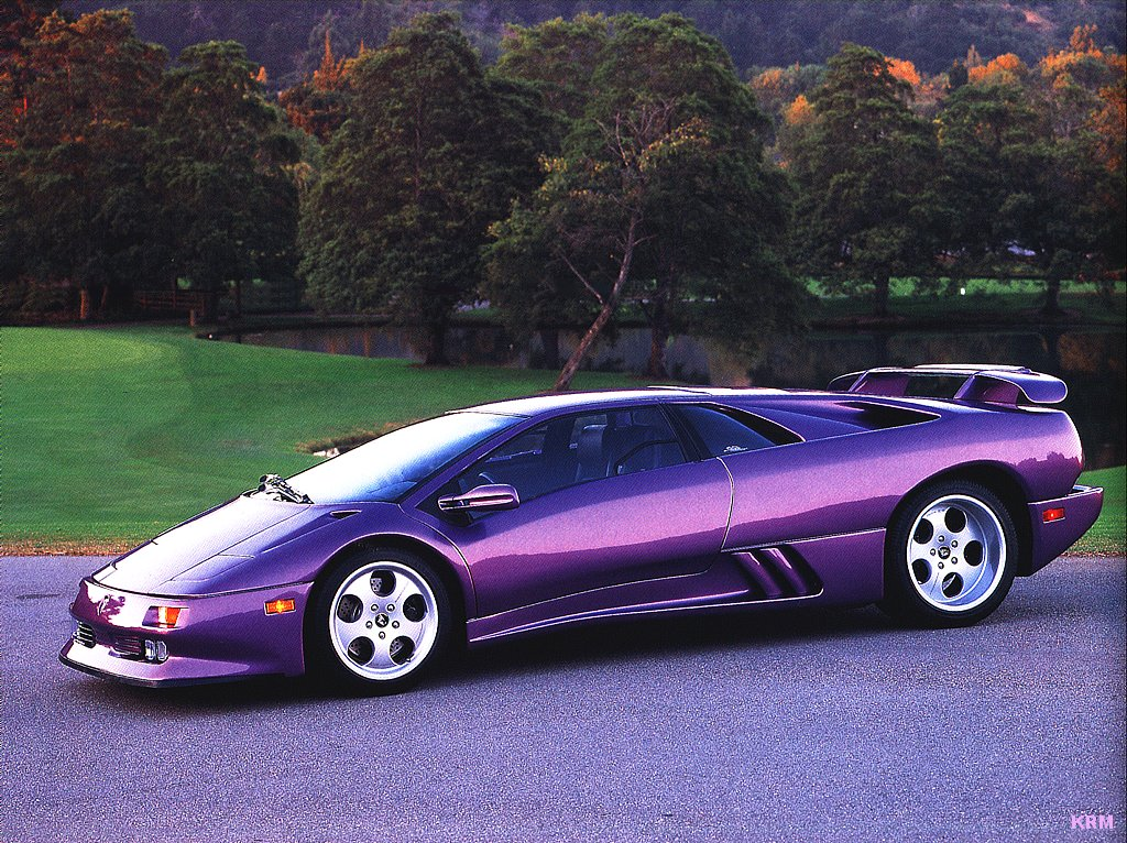 HQ Lamborghini Diablo Wallpapers | File 270.26Kb