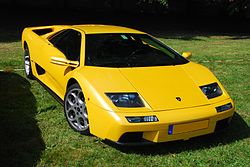 Images of Lamborghini Diablo | 250x167