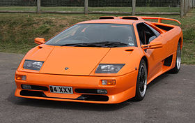 HQ Lamborghini Diablo Wallpapers | File 18.19Kb