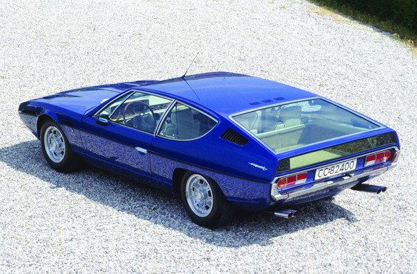 Images of Lamborghini Espada | 600x395
