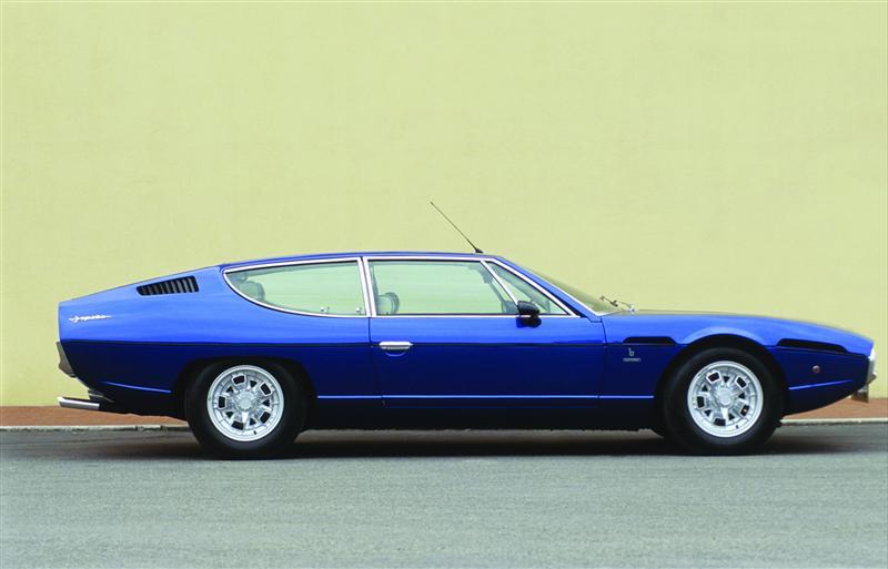 Images of Lamborghini Espada | 800x513