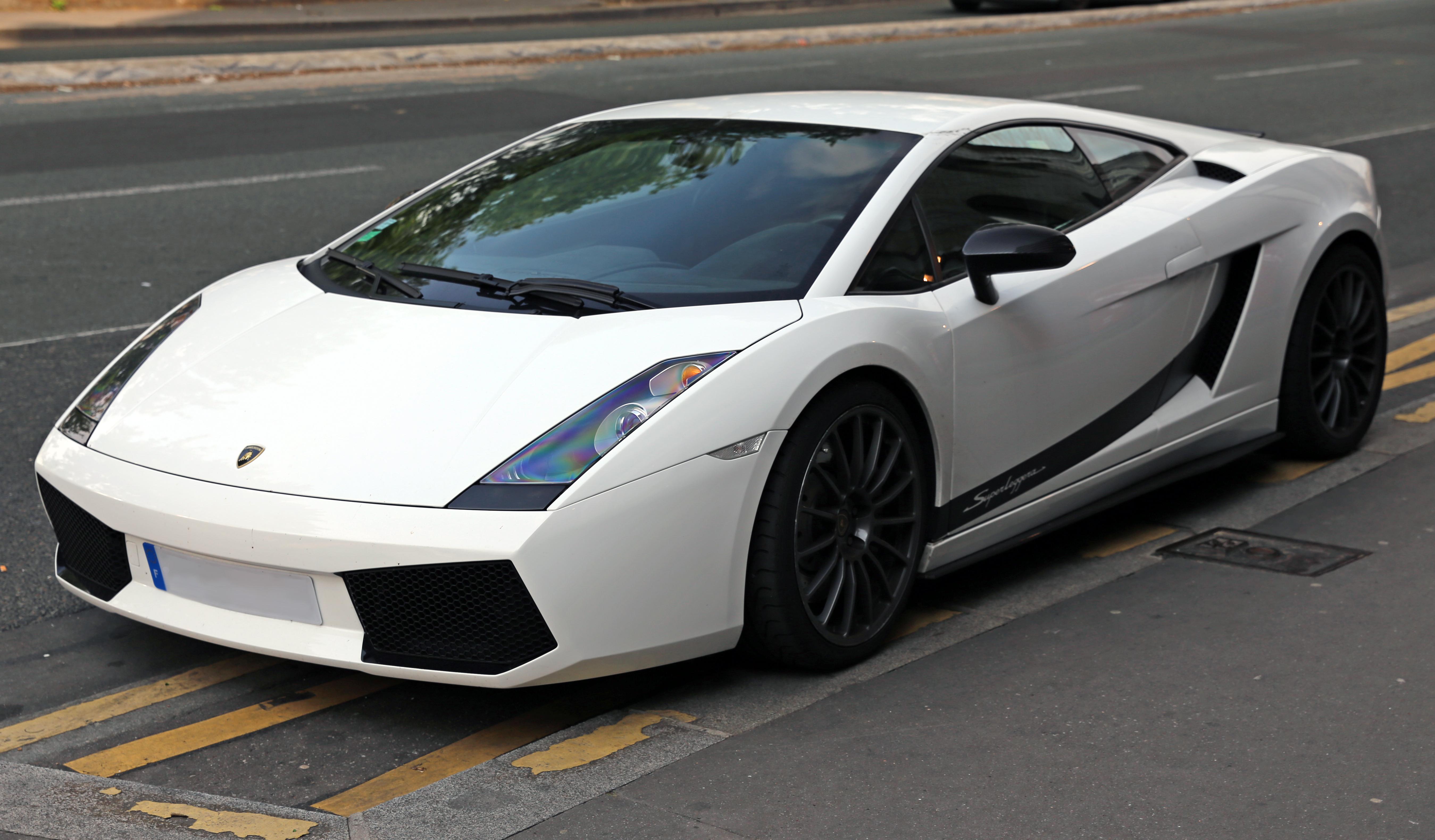 Lamborghini Gallardo High Quality Background on Wallpapers Vista