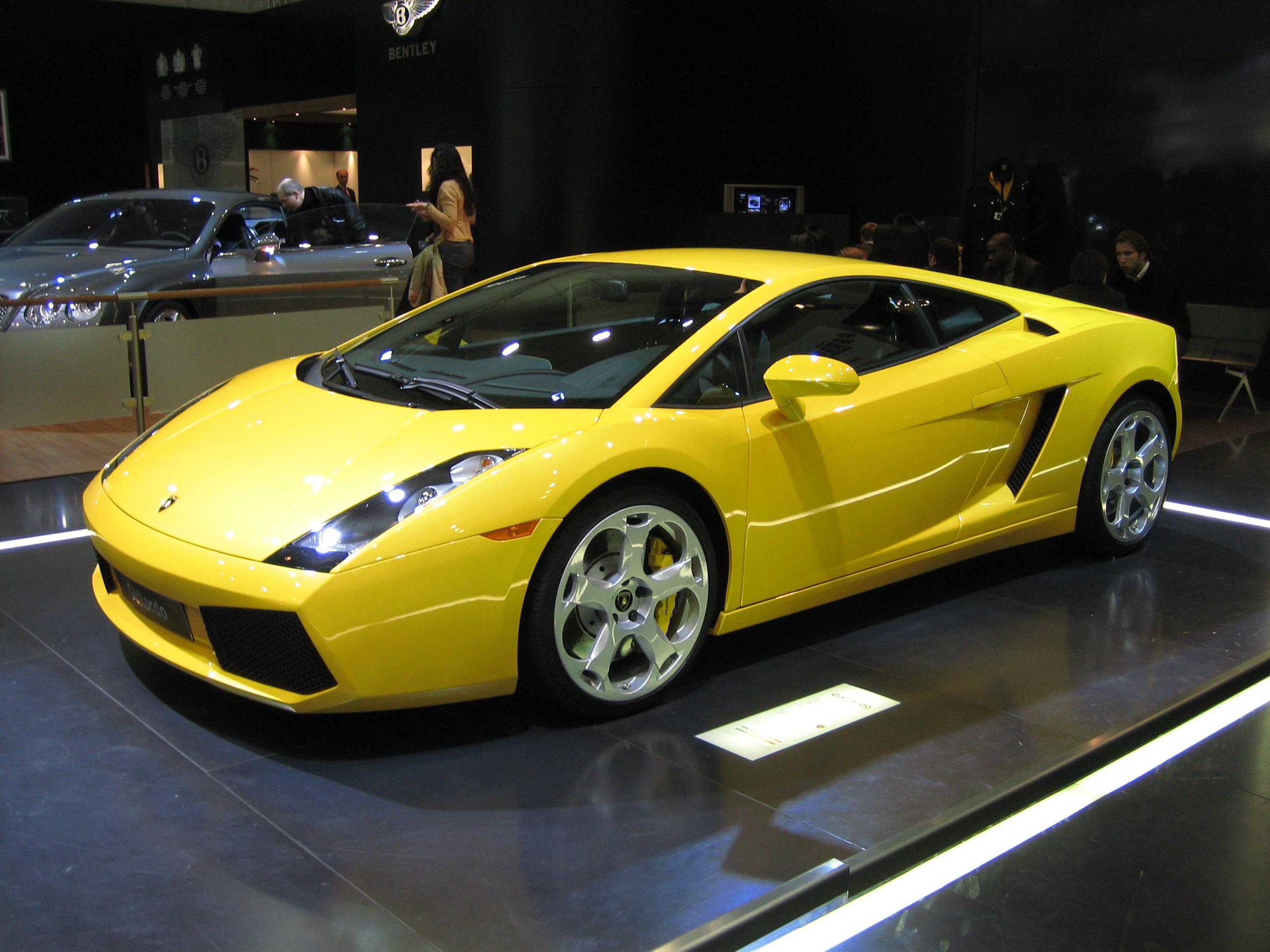 HQ Lamborghini Gallardo Wallpapers   File 1072.07Kb