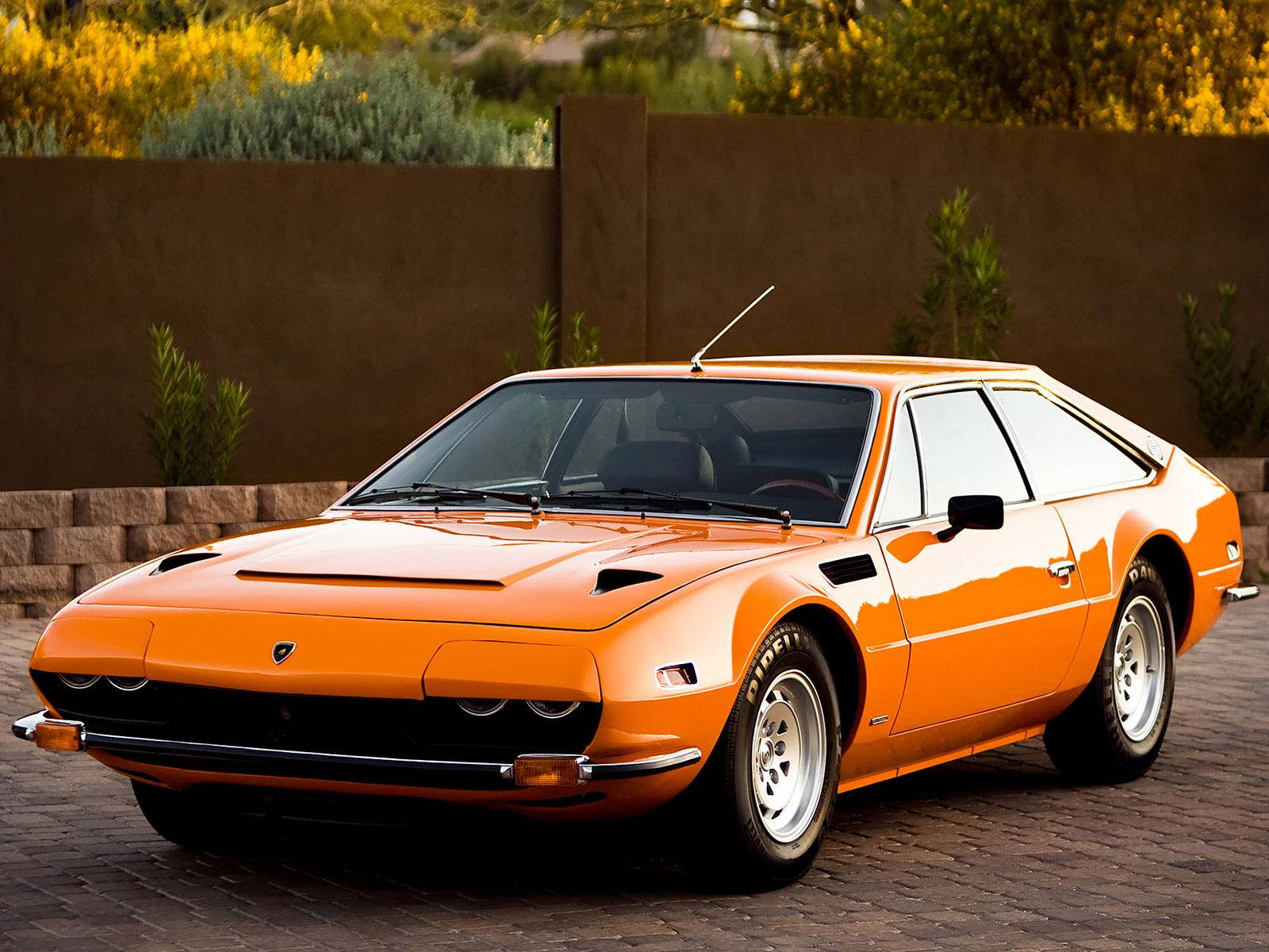 HQ Lamborghini Jarama Wallpapers | File 375.85Kb