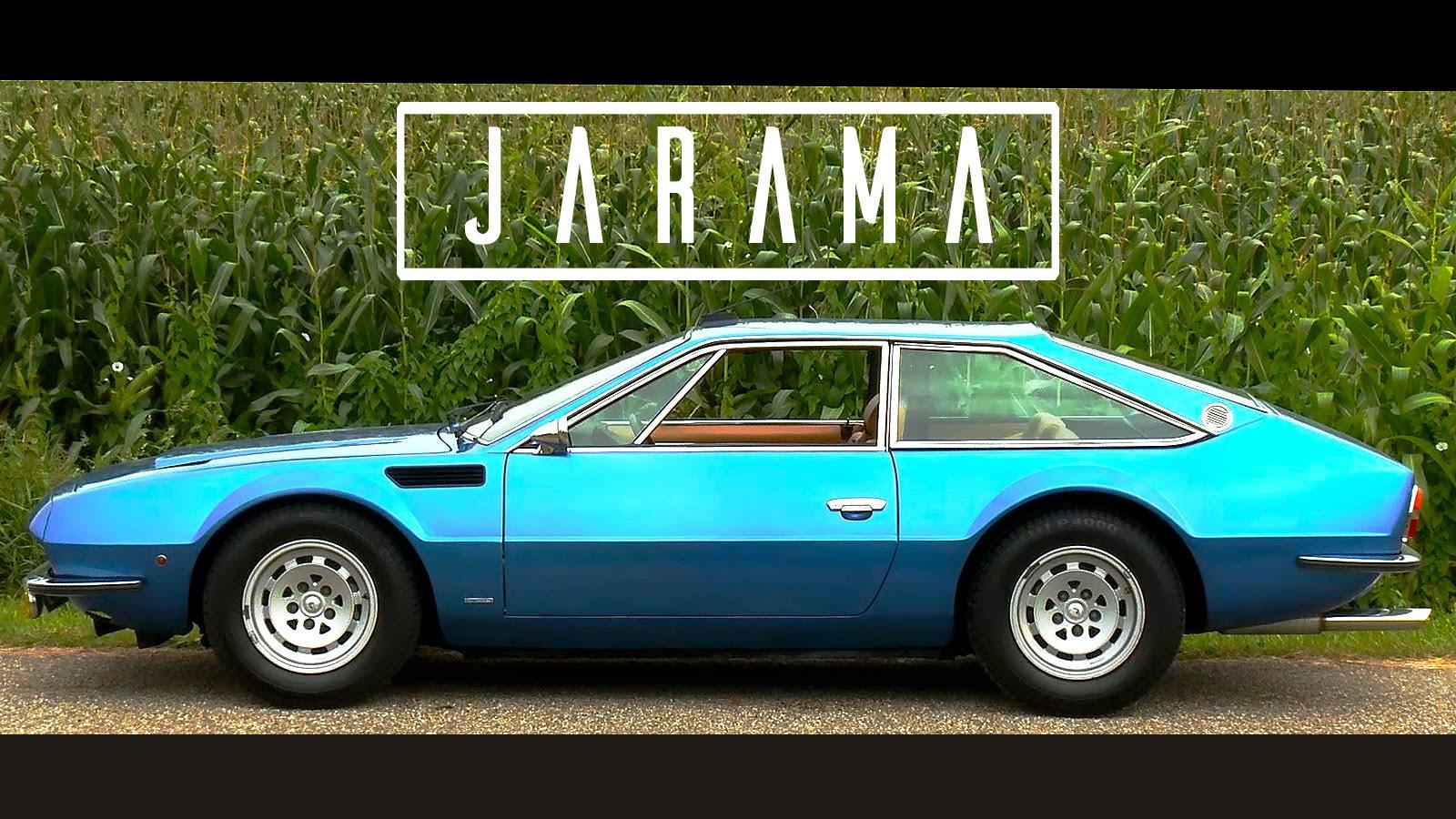Amazing Lamborghini Jarama Pictures & Backgrounds
