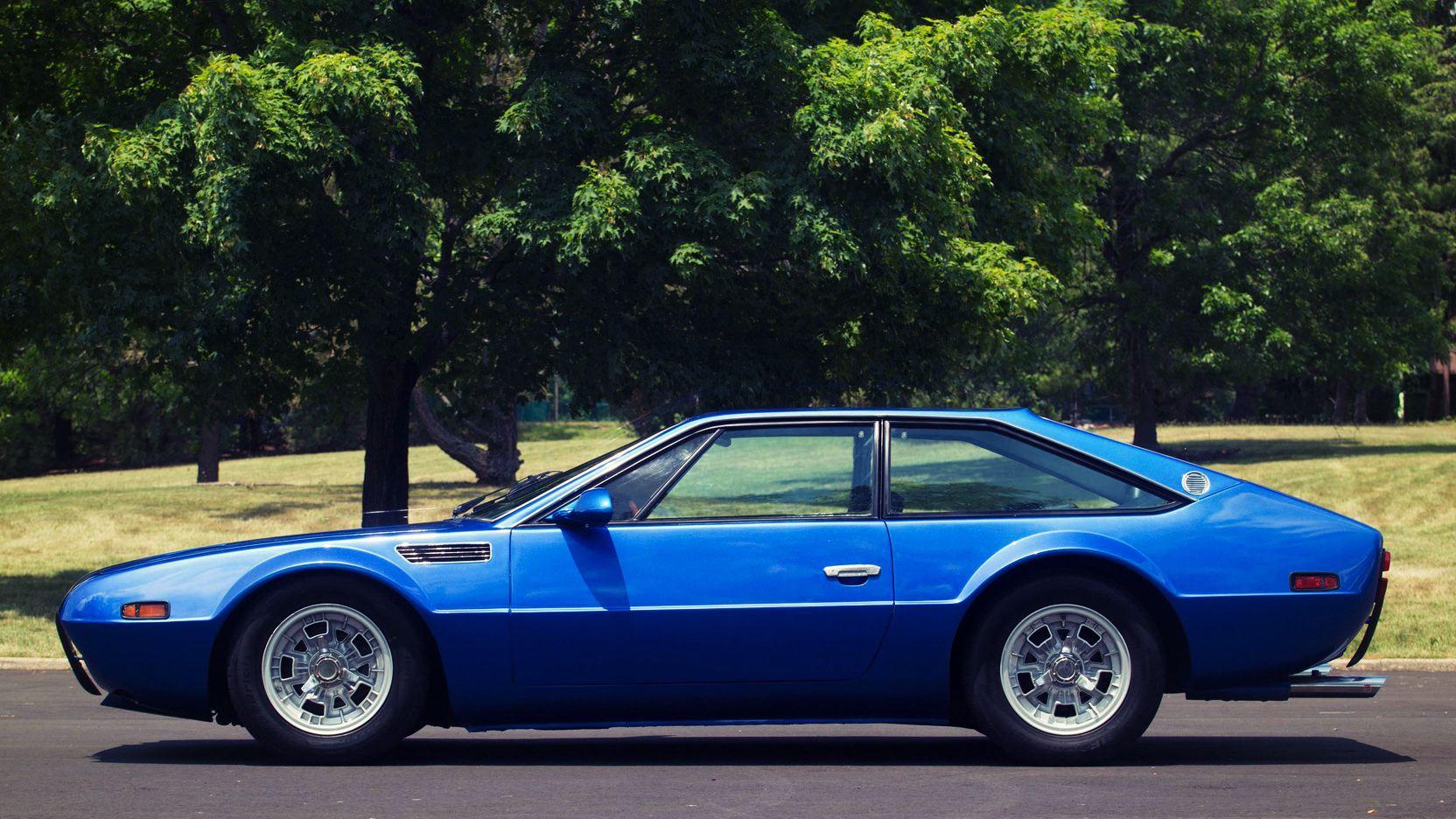 HD Quality Wallpaper | Collection: Vehicles, 1664x936 Lamborghini Jarama