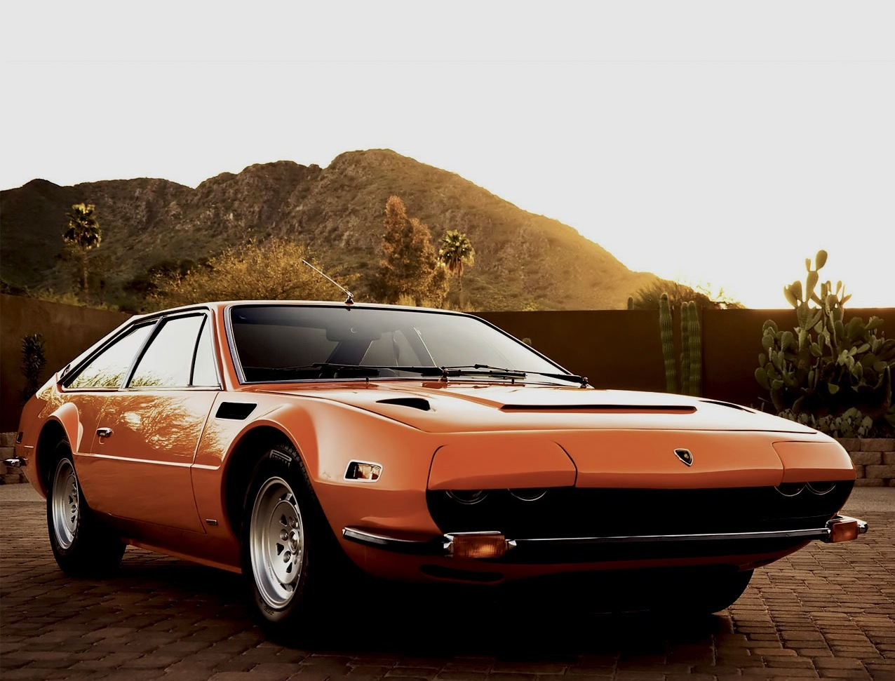 Lamborghini Jarama High Quality Background on Wallpapers Vista