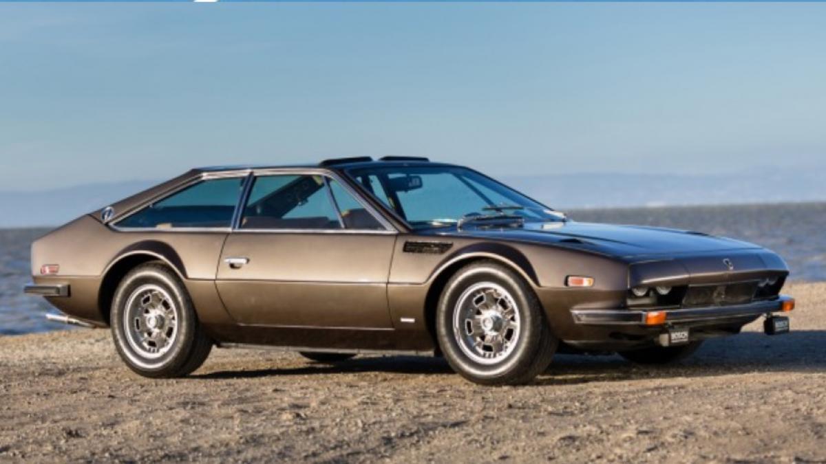 Images of Lamborghini Jarama | 1200x675