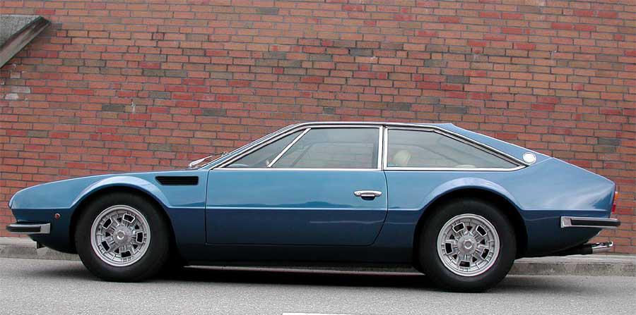 Images of Lamborghini Jarama | 900x447