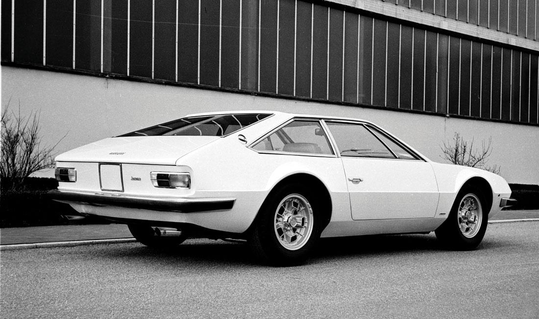 Images of Lamborghini Jarama | 1100x651