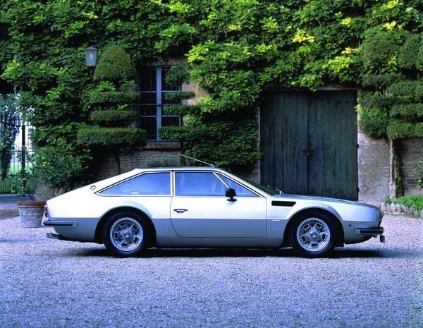 Lamborghini Jarama Pics, Vehicles Collection