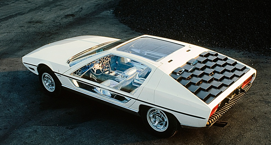 Images of Lamborghini Marzal | 940x504