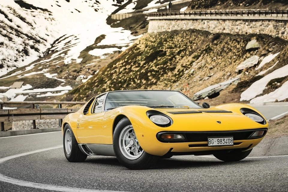 960x640 > Lamborghini Miura Wallpapers