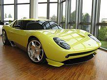 Amazing Lamborghini Miura Pictures & Backgrounds