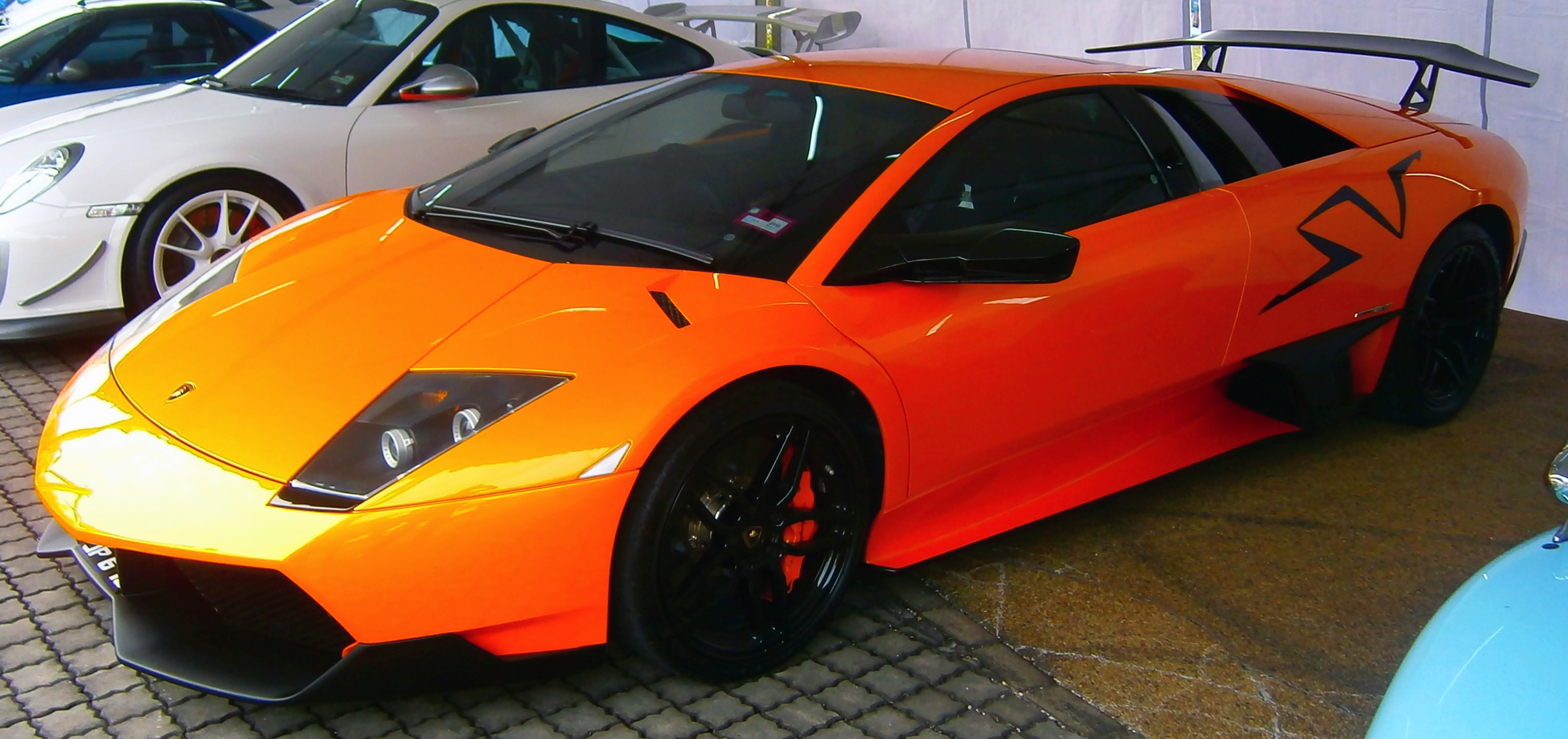 Lamborghini Murciélago Pics, Vehicles Collection