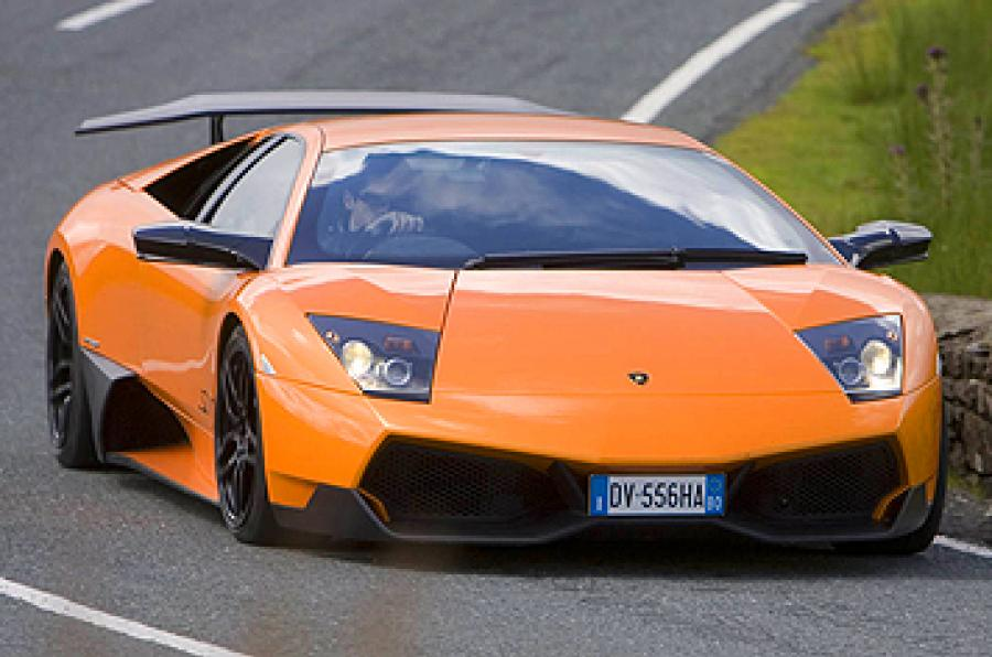 Lamborghini Murciélago Backgrounds on Wallpapers Vista