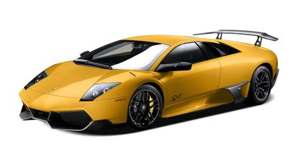 HD Quality Wallpaper | Collection: Vehicles, 430x242 Lamborghini Murciélago