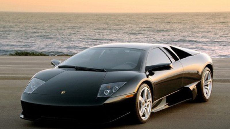 HD Quality Wallpaper | Collection: Vehicles, 800x450 Lamborghini Murciélago