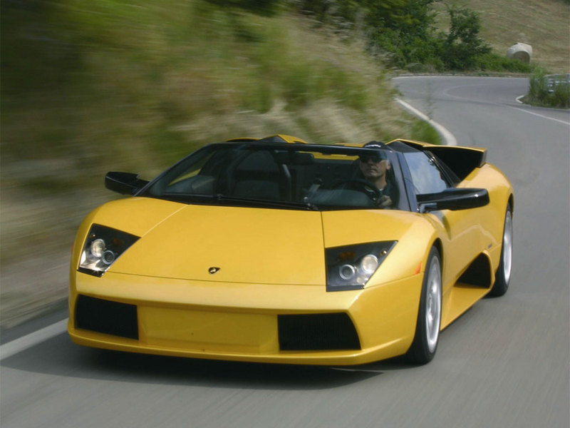 HD Quality Wallpaper | Collection: Vehicles, 800x600 Lamborghini Murciélago