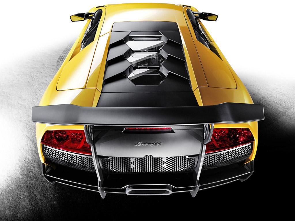 High Resolution Wallpaper | Lamborghini Murcielago LP 1024x768 px