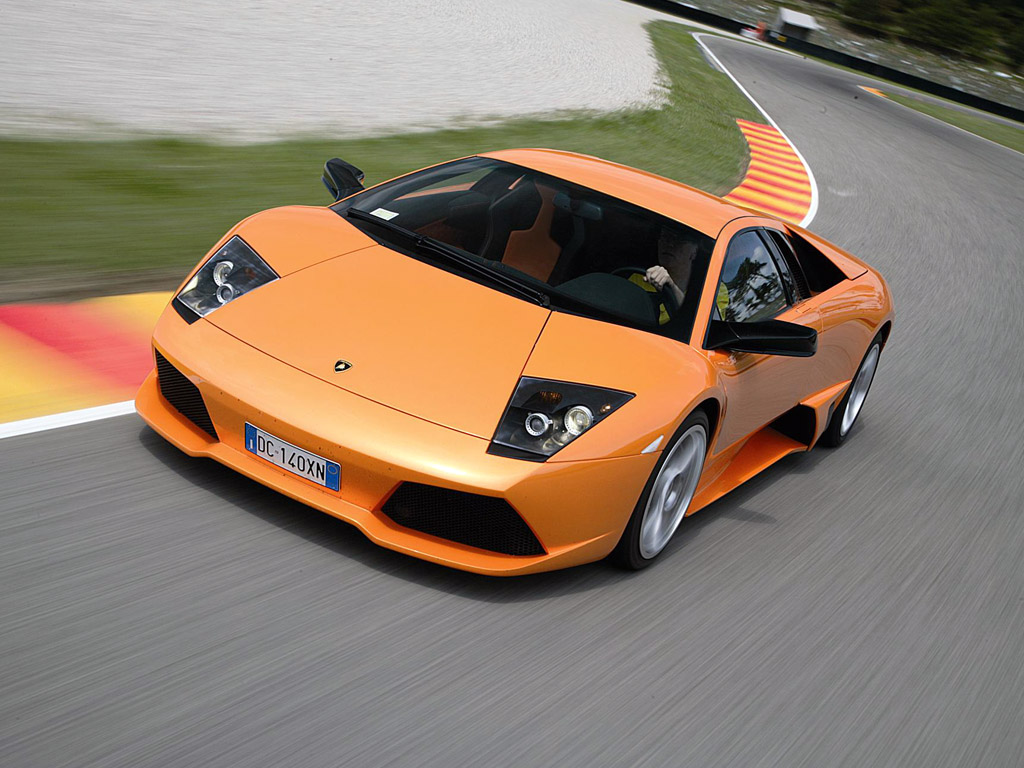 1024x768 > Lamborghini Murcielago LP Wallpapers