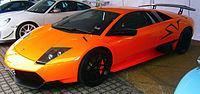 Nice Images Collection: Lamborghini Murcielago LP Desktop Wallpapers