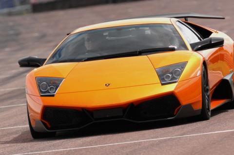 High Resolution Wallpaper | Lamborghini Murcielago LP 480x318 px