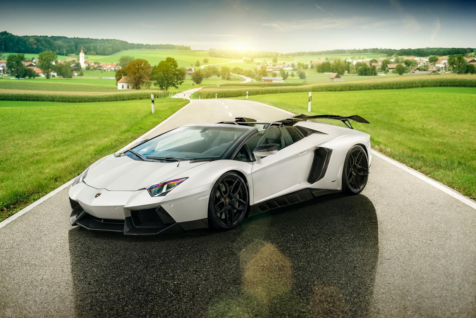 Lamborghini Novitec Torado Backgrounds, Compatible - PC, Mobile, Gadgets| 1600x1068 px
