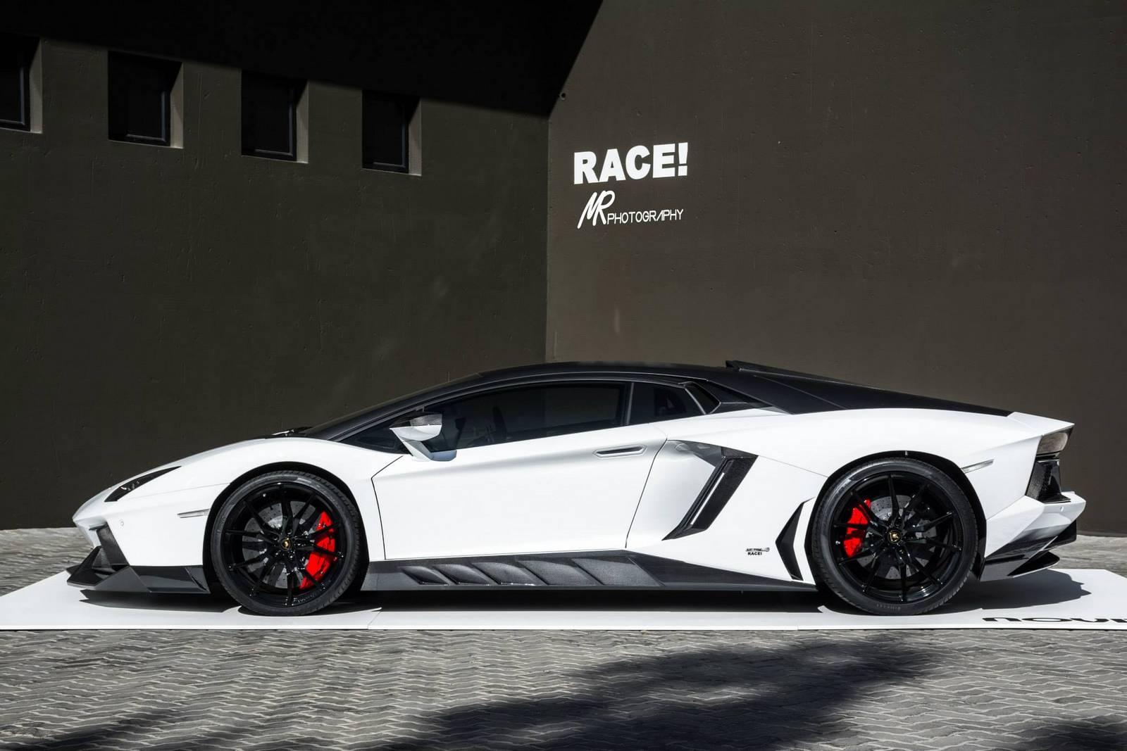 High Resolution Wallpaper | Lamborghini Novitec Torado 1600x1067 px