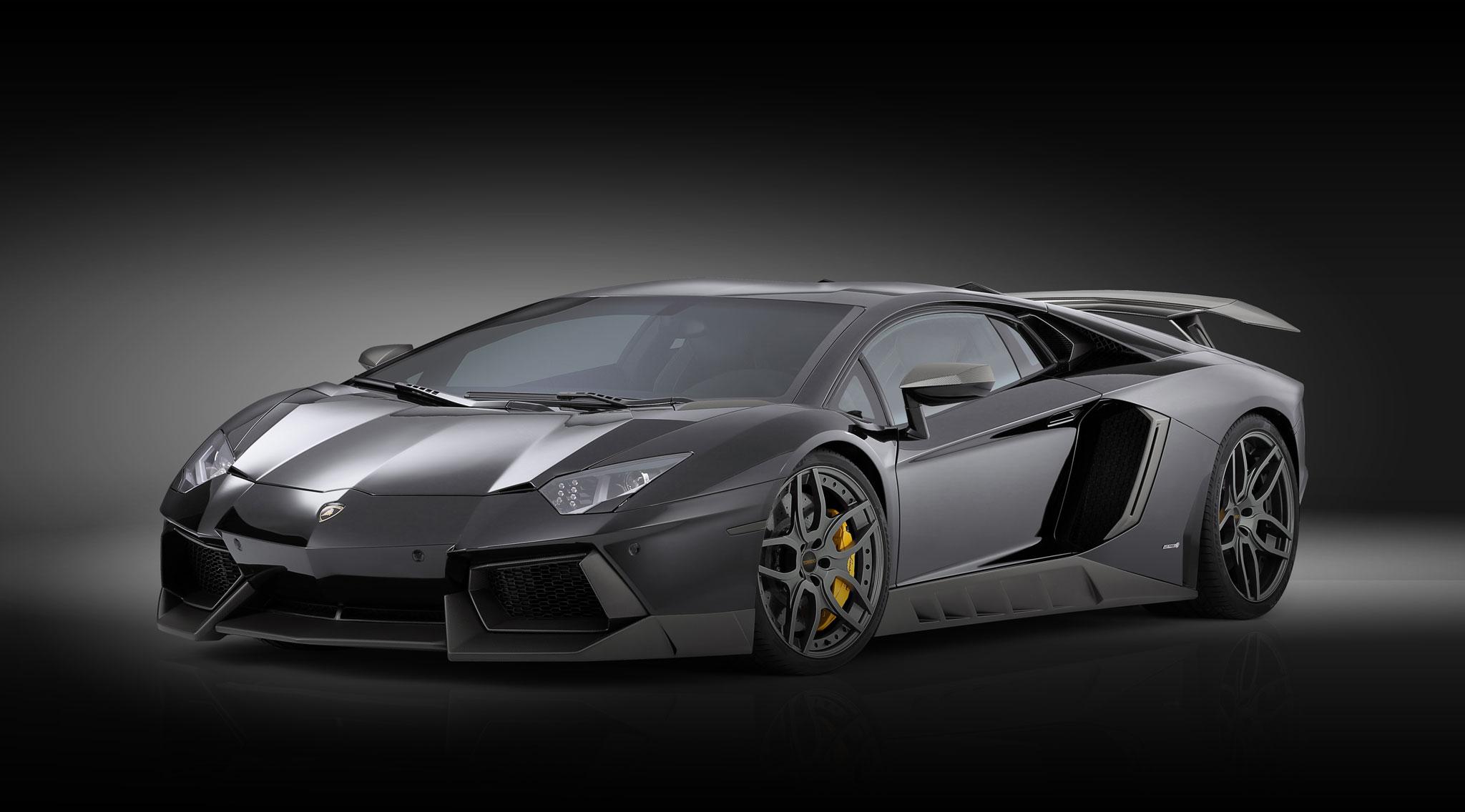 Nice Images Collection: Lamborghini Novitec Torado Desktop Wallpapers