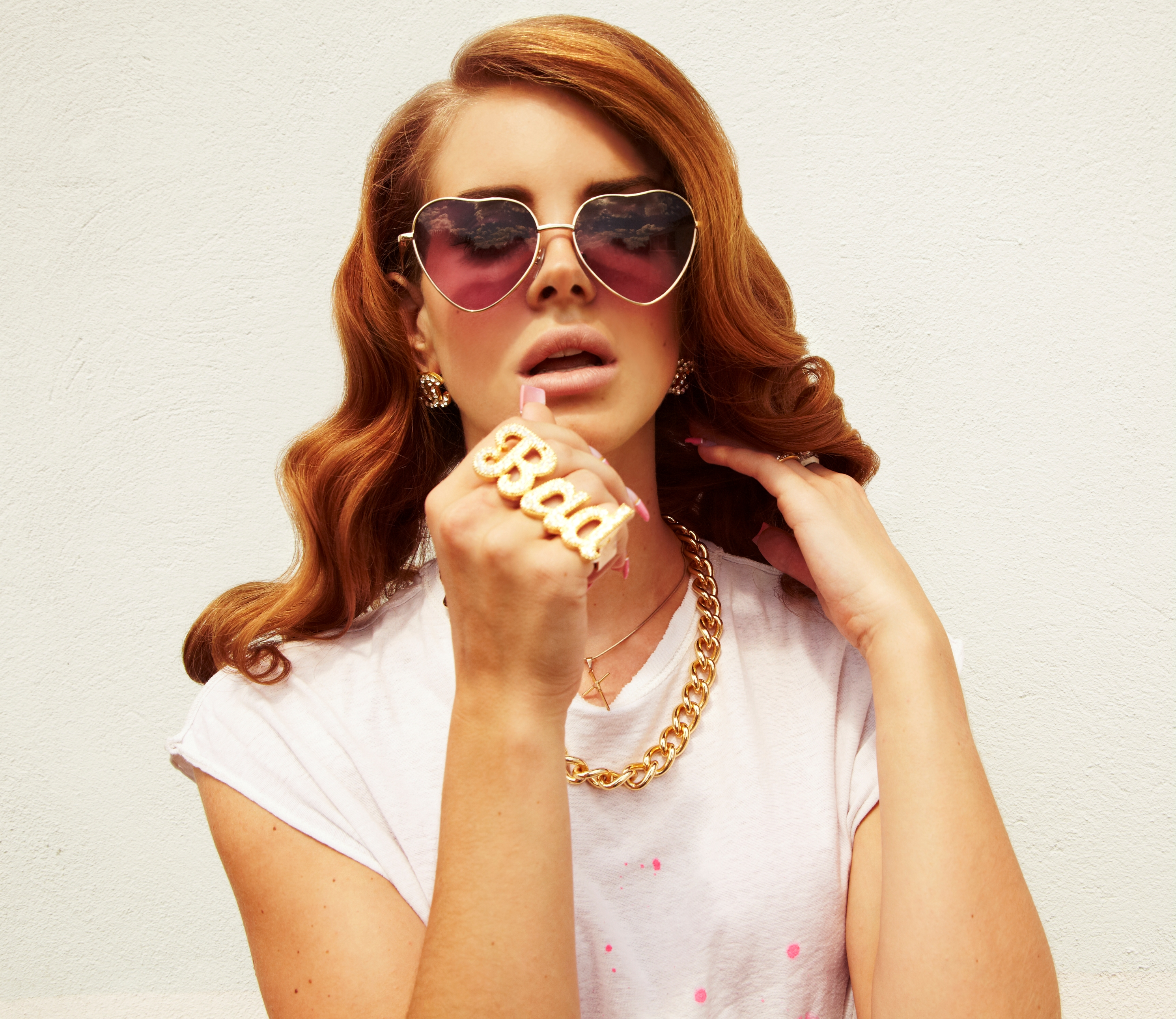 Nice Images Collection: Lana Del Rey Desktop Wallpapers