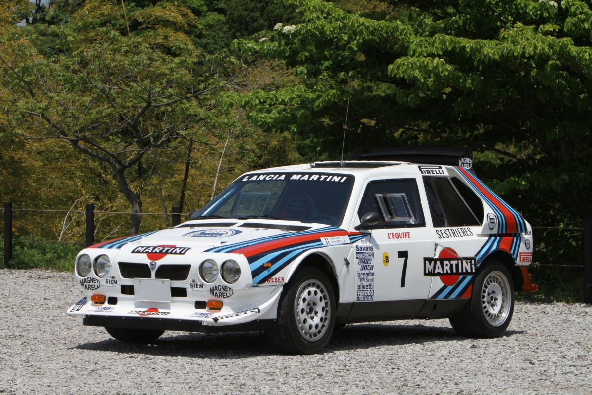 Nice wallpapers Lancia Delta S4 1200x800px